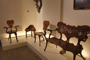 Casa Museo Gaudi.Casa Museo Gaudi Barcellona Destinobcn