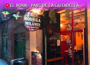 LA BOTEGA DEL MILANES a Barcellona